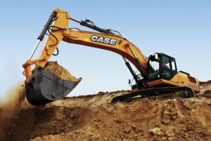 CASE CX350B CX370B EXCAVATOR SERVICE REPAIR MANUAL